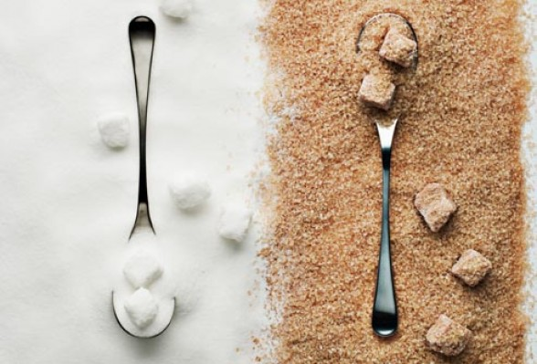 healthy alternatives to processed sugar